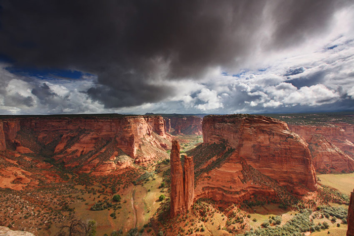 Spider Rock, Canyon De Chelly - America | Australian Photography Tours and Workshops