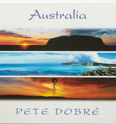 Australia Pete Dobre Book Cover
