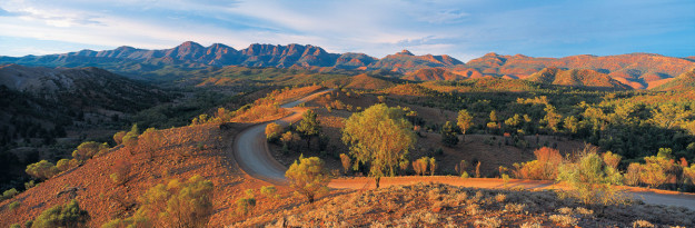 Flinders Ranges - South Australia Book by famous Australian photographer Pete Dobre - Page 49