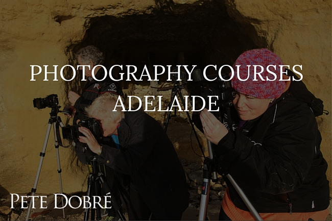 Photography Courses Adelaide