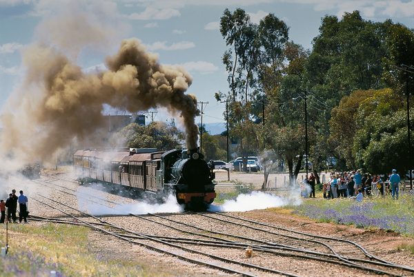 Pichi Richi Railway - South Australia Book by famous Australian photographer Pete Dobre - Page 10