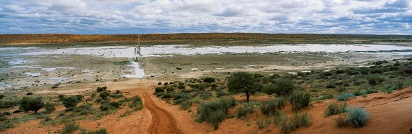 Simpson Desert in Outback Australia Book by famous Australian photographer Pete Dobre