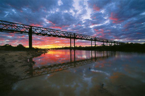 The Strzelecki, Birdsville & Oodnadatta Tracks in Outback Australia Pete Dobre Book Cover page 54